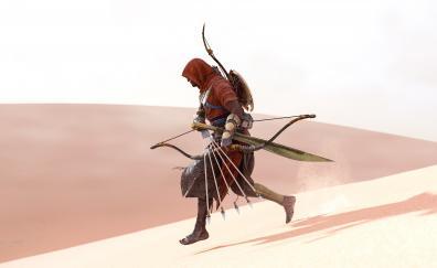 Video game assassins creed origins
