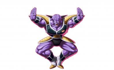 Anime captain ginyu dragon ball figtherz