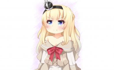 Cute princess kantai anime