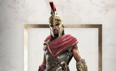 Video game alexios assassins creed odyssey