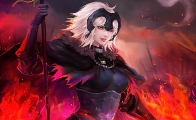 Jeanne d arc fate series art
