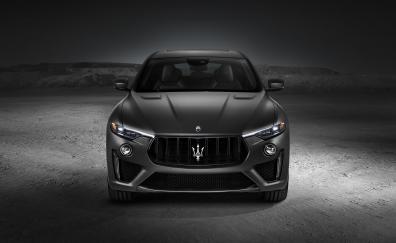 Maserati levante trofeo auto show 2018
