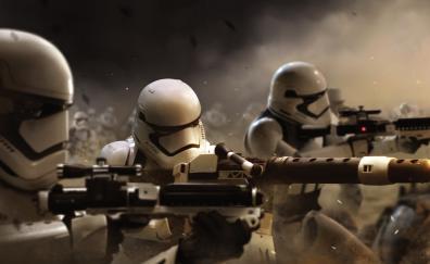 Stormtrooper 4k soldiers