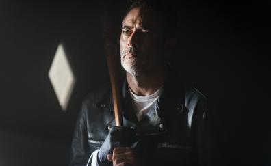 Jeffrey dean morgan the walking dead tv 2017