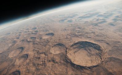 Star citizen planet surface