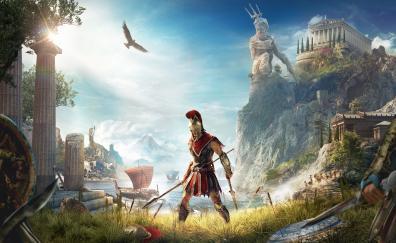 Warrior assassins creed odyssey