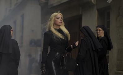 Amber Heard, movie, 3 Days to Kill