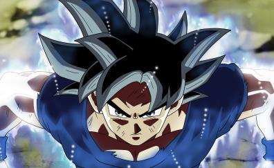 Goku dragon ball super 5k