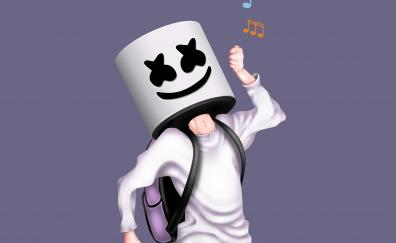 10 Marshmello Hd Wallpapers Desktop Pc Laptop Mac Iphone Ipad