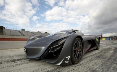 Mazda furai supercar