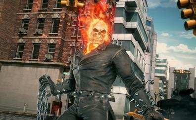 Ghost rider marvel vs capcom infinite video