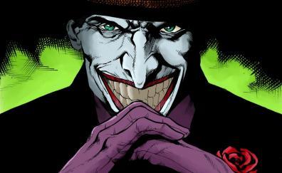 Joker dc comics villain