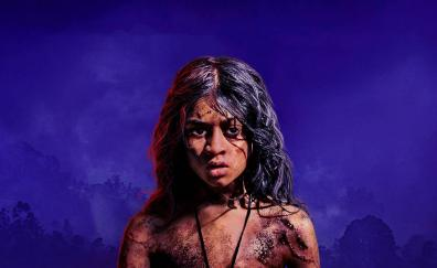 Mowgli movie 2018 poster