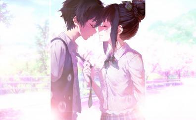 Anime, couple, Eru Chitanda, Houtarou Oreki, Hyouka, love