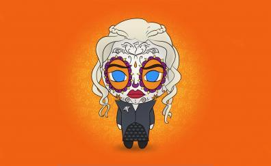 Daenerys targaryen minimalism