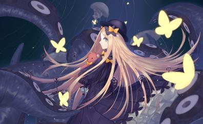 Abigail williams fate artwork
