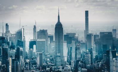 Buildings skyscrapers new york