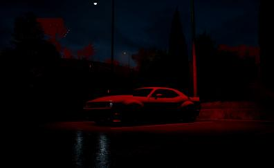 Dodge challenger need for speed red