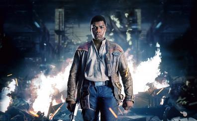 Star wars: the last jedi, John Boyega, finn, 2017 movie