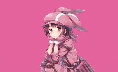 Anime girl karen kohiruimaki