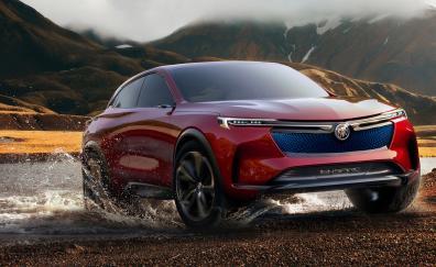Buick Enspire electric, concept SUV, beijing auto show