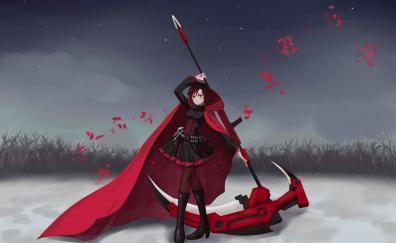 Minimal, Ruby Rose, art