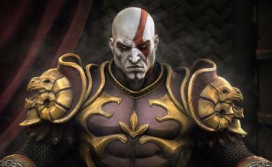Kratos throne 4k
