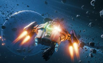 Space everspace video game