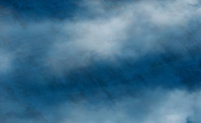 Blue texture abstract