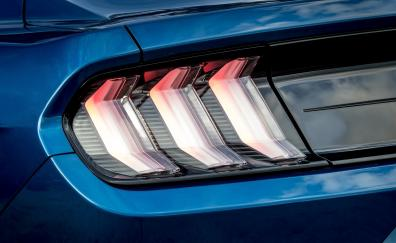 Ford Mustang, LED, Taillights