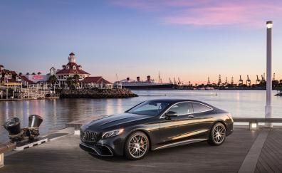 Pier mercedes benz s class luxury