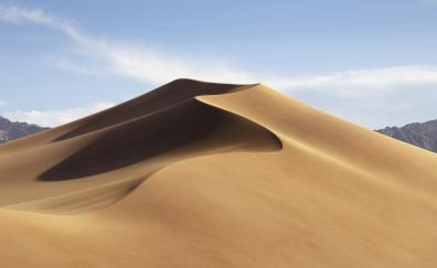 Mojave desert dune
