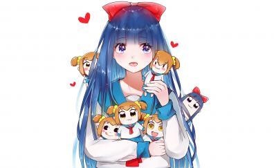 Pipimi pop team epic beautiful dolls