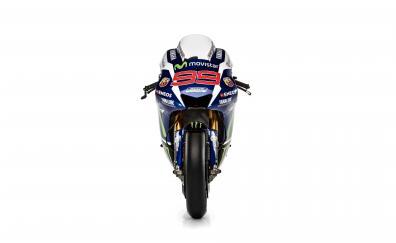 Motogp, race bike, Yamaha YZR-M1