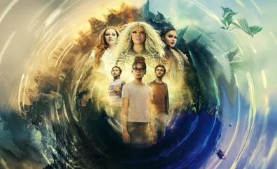 A wrinkle in time movie waves