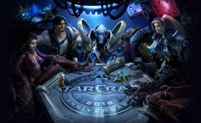 Meeting warriors starcraft