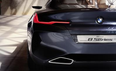 2018 bmw concept 8 series taillight