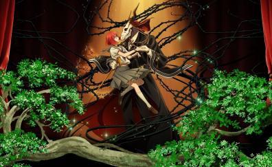 Mahoutsukai no yome chise anime