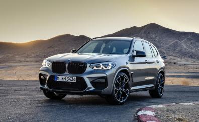 Silver, BMW X3, 2019