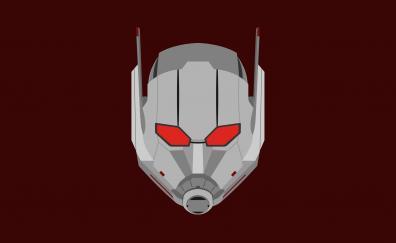 Ant man mask minimal
